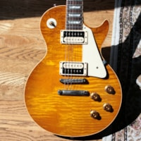 Gibson Collector's Choice CC #4 SANDY '59 Les Paul VOS R9 Reissue Flametop