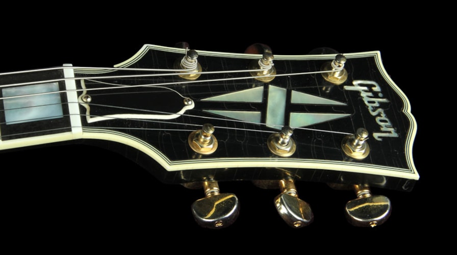 Gibson Custom Marc Bolan Tribute Les Paul Electric Guitar Aged Bolan Chablis Excellent, $3,999.00