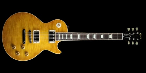Gibson Custom Shop 2013 Gibson Custom Shop '59 Les Paul Electric Guitar Lemonburst Lemonburst, Excellent, $4,399.00