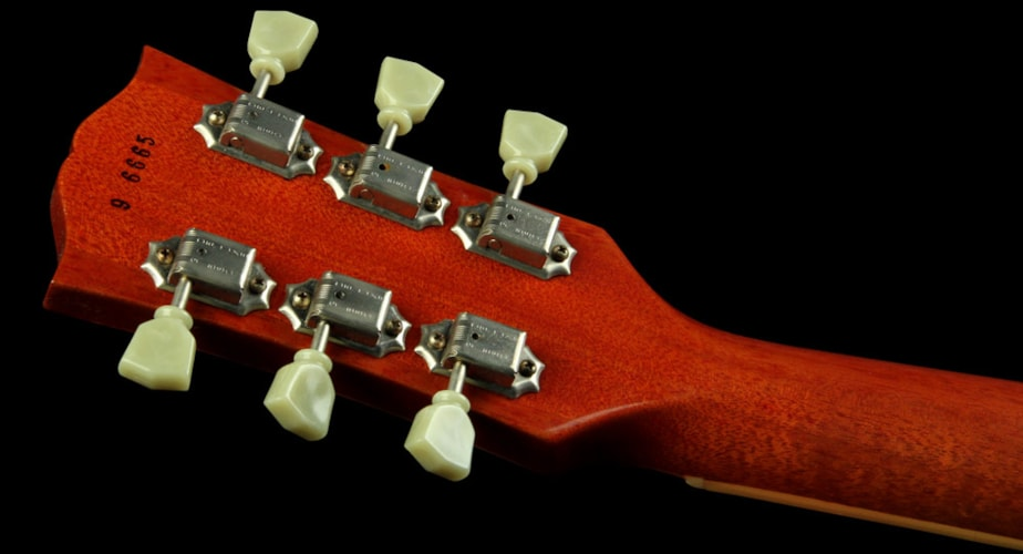 Gibson Custom Shop '59 Les Paul Electric Guitar Mahogany Washed Cherry Excellent, $4,199.00