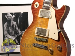 Gibson Custom Shop Billy Gibbons Pearly Gates Les Paul Signed & Aged