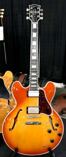 Gibson Custom Shop ES 355 Mono Sunburst, Very Good, Original Hard, $4,995.00