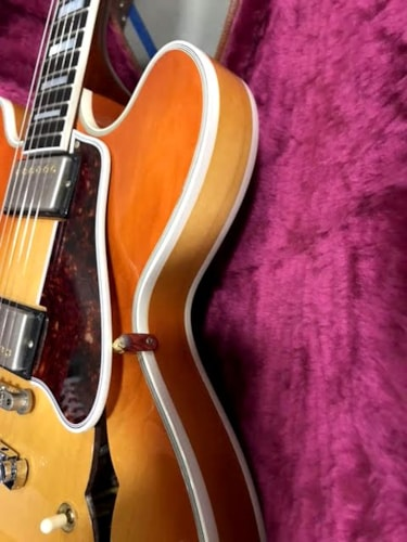 Gibson Custom Shop ES 355 Mono Sunburst, Very Good, Original Hard