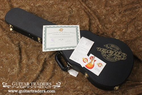 Gibson Custom Shop Jimmy Page Les Paul #1 Murphy Aged Limited Edition (1959 reissue) Page Sunburst