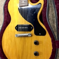 Gibson Custom Shop Les Paul Jr. Korina