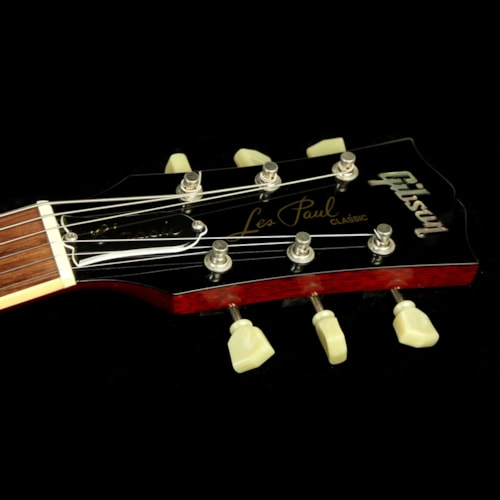 Gibson Custom Shop Used 2008 Gibson Les Paul Classic Electric Guitar Wine Red Wine Red, Excellent, $1,699.00