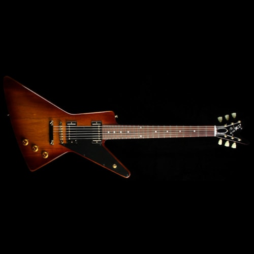 Gibson Custom Shop Used Gibson Custom Shop Futura Mahogany Electric Guitar Vintage Sunburst Excellent, $3,299.00