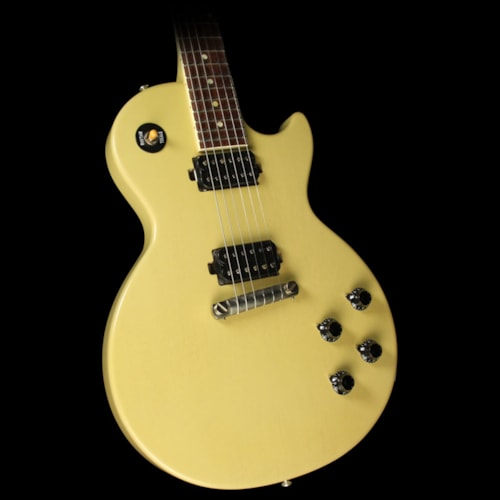 Gibson Custom Shop Used Gibson Custom Shop Made 2 Measure Custom Bucker Les Paul Special Electric Guitar TV Yellow Excellent, $3,349.00