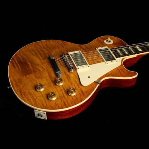 Gibson Custom Shop Used Gibson Custom Shop Music Zoo Exclusive Prototype Roasted Standard Historic 1959 Les Paul Electric Guitar Excellent, $8,215.00