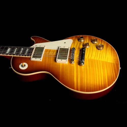 Gibson Custom Shop Used Gibson Custom Shop Mike Bloomfield '59 Les Paul VOS Electric Guitar Bloomfield Burst Excellent, $7,799.00