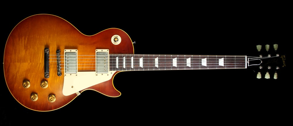 Gibson Custom Shop Used Gibson Custom Shop Collector's Choice 29 Tamio Okuda 1959 Les Paul Okuda Burst
