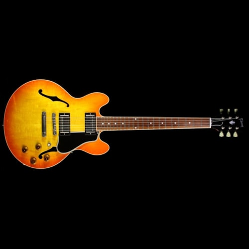 Gibson Custom Shop Used Gibson Custom Shop CS-336 Electric Guitar Tangerine Burst