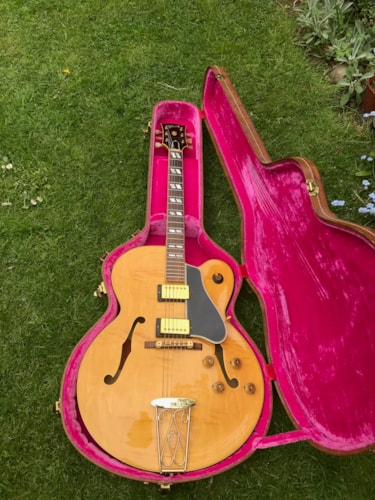 Gibson ES-350 T 1959 Blonde Mint PAF's One Owner WOW!