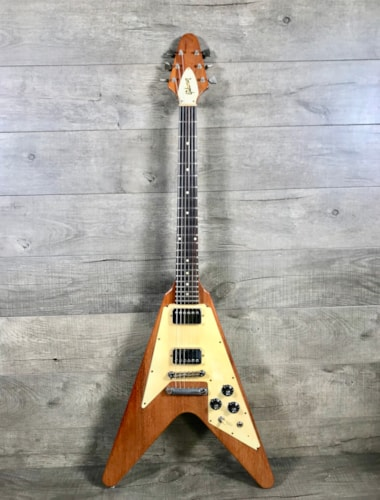 Gibson Flying V 1975 Mahogany