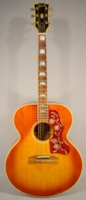 Gibson Guitars USED! (early 70's) Gibson J-200 Artist Acoustic Guitar With