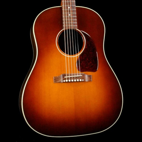 Gibson J-45 Limited Edition Honduran Rosewood Amber Burst 2017 Excellent $2,599.00