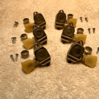 1950 Gibson klusons seal fast tuners