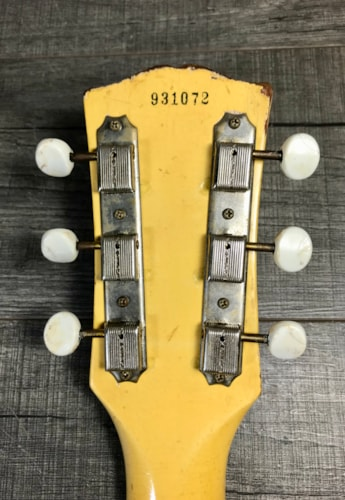 Gibson Les Paul Junior Double Cutaway 1959 TV Yellow