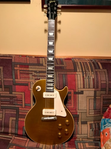 Gibson les Paul R4 Protocaster Makeover