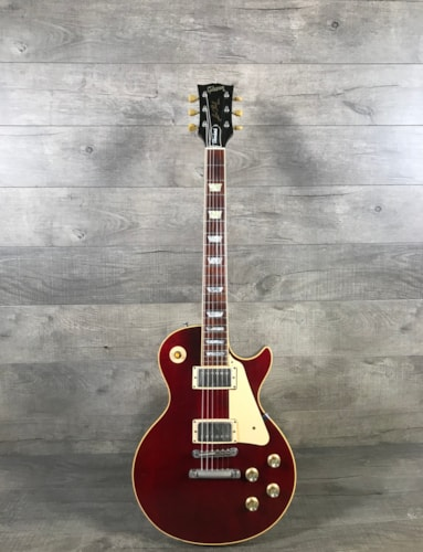 Gibson Les Paul Standard 1978 Wine Red