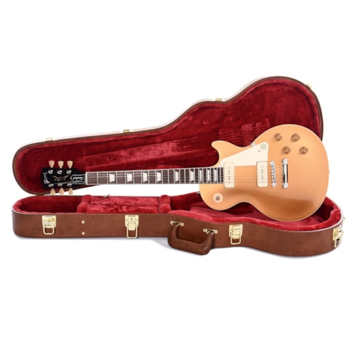 Gibson USA Les Paul Standard '50s P-90 Gold Top (Serial #204800331)
