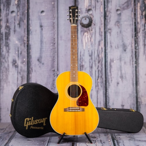 Used Gibson LG-2 American Eagle Acoustic/Electric, Antique Natural