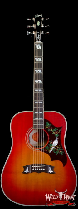 2020 Gibson Montana Frank Hannon Love Dove Electric-Acoustic