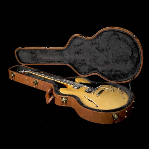 Gibson Memphis Limited Edition ES-335 Traditional  Dark Vintage Natural Excellent, $2,294.00