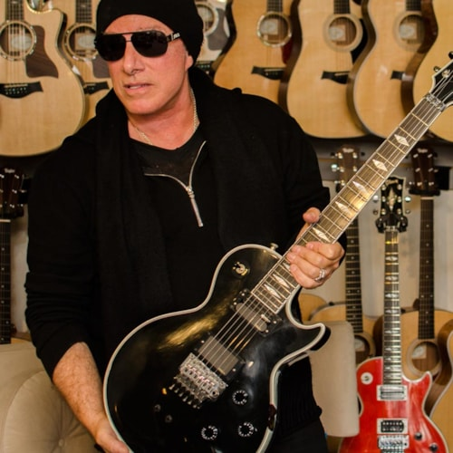 Gibson Neal Schon Gibson Les Paul Prototype #7 Black, Excellent, Hard, $25,000.00