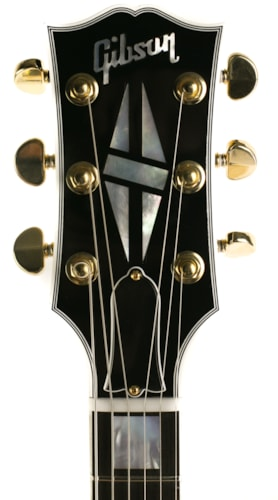 Gibson Ronnie Wood Signature L5S Ebony, Excellent, Original Hard