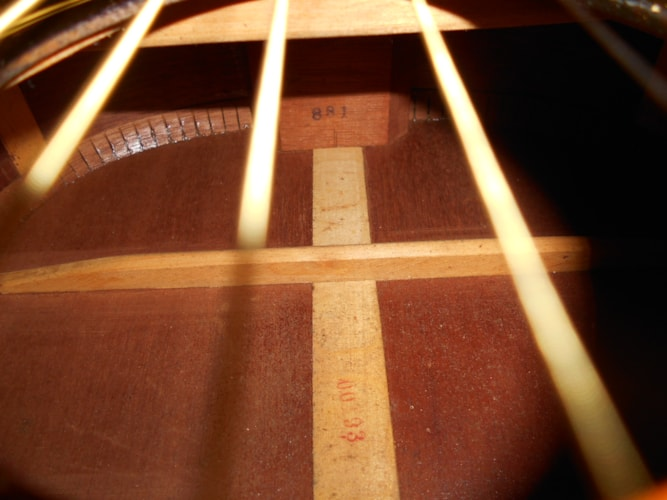 1934 Gibson Roy Smeck Stage Deluxe Sunburst
