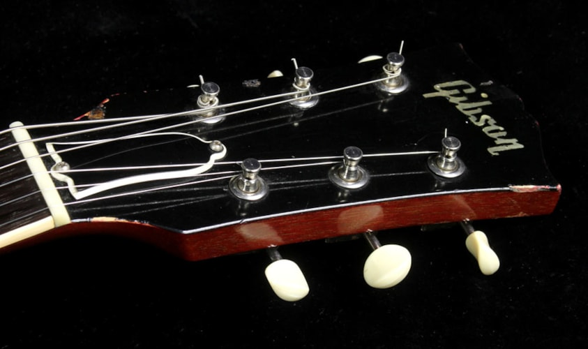 1962 Gibson Used 1962 Gibson ES-330 TD Hollowbody Electric Guitar Cherry