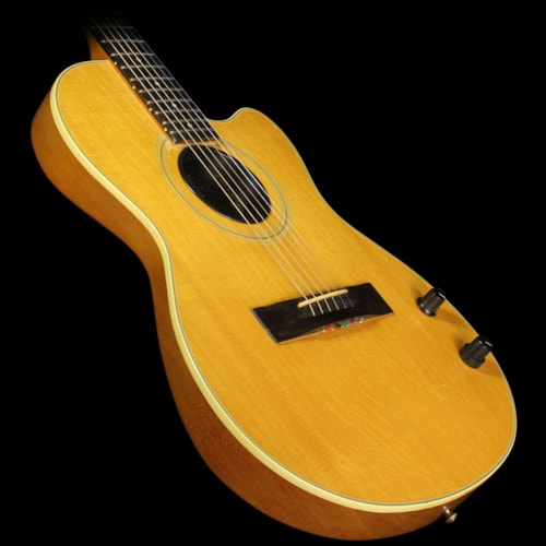 Gibson Used 1988 Gibson Chet Atkins SST Acoustic-Electric Guitar Natural Natural, Excellent, $1,199.00