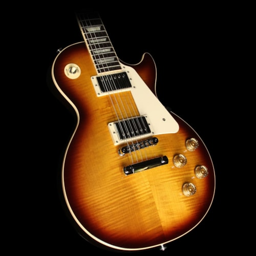 Gibson Used 2016 Gibson Les Paul Traditional Premium Electric Guitar Desert Burst Desert Burst, Excellent, $1,599.00