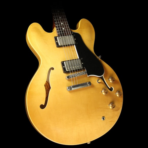 Gibson Used Gibson Custom Shop '58 ES-335 Reissue Electric Guitar Natural Excellent, $3,059.00