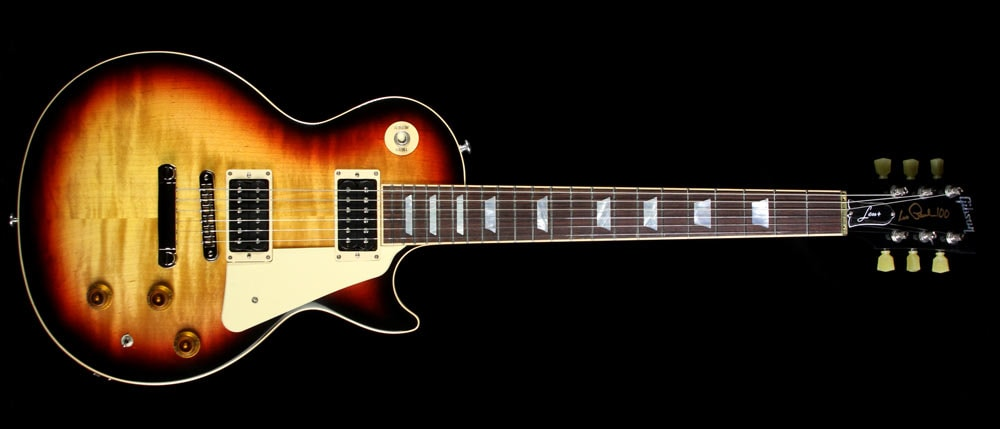 Gibson Used Gibson Les Paul Less Plus Electric Guitar Fireburst Fireburst, Excellent, $1,399.00