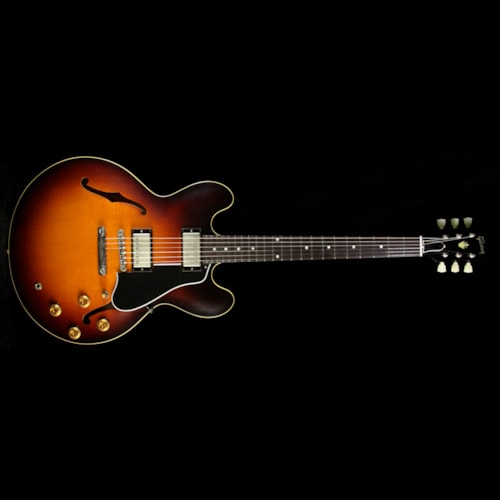 Gibson Used Gibson Memphis '58 ES-335 Reissue Electric Guitar '58 Burst Excellent, $2,899.00