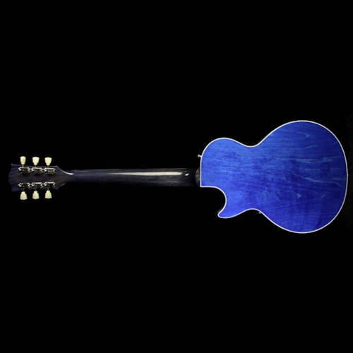 Gibson Used Gibson Memphis ES-Les Paul Electric Guitar Blue Stain Excellent, $2,299.00