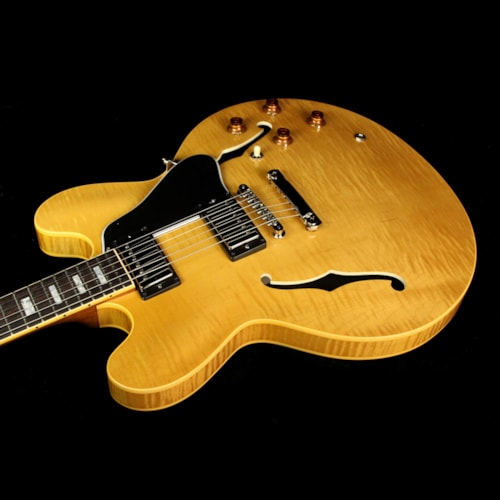 Gibson Used Gibson Memphis ES-335 Figured Electric Guitar Natural Excellent, $2,799.00