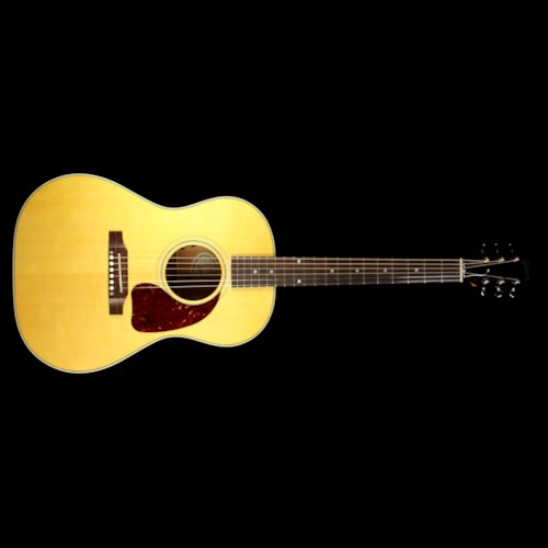 Gibson Used Gibson Montana LG-2 American Eagle Acoustic/Electric Guitar Antique Natural Excellent, $1,299.00