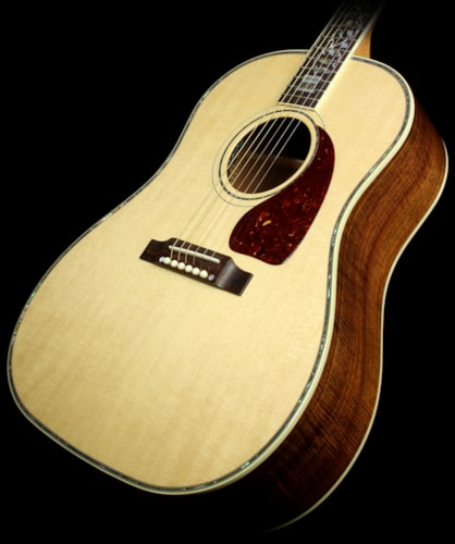 Gibson Used Gibson Montana J-45 Limited Edition Vine Koa Acoustic/Electric Guitar Natural Natural, Excellent, $3,499.00
