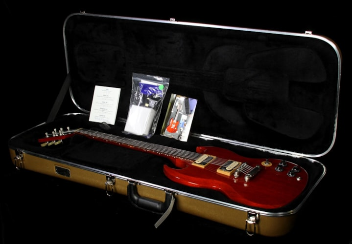 Gibson Used Gibson SG Special Electric Guitar Heritage Cherry Heritage Cherry, Excellent, $849.00