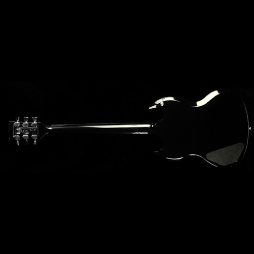 Gibson Used Gibson SG Standard High Performance Electric Guitar Ebony Excellent, $1,199.00