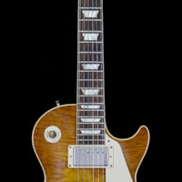2014 Gibson 2014 Gibson Custom Shop R9 `59 Les Paul VOS Historic 1959 Reissue Honey Lemon