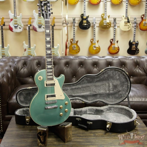 2013 Gibson USA Les Paul Traditional PRO II 50's Inverness Green