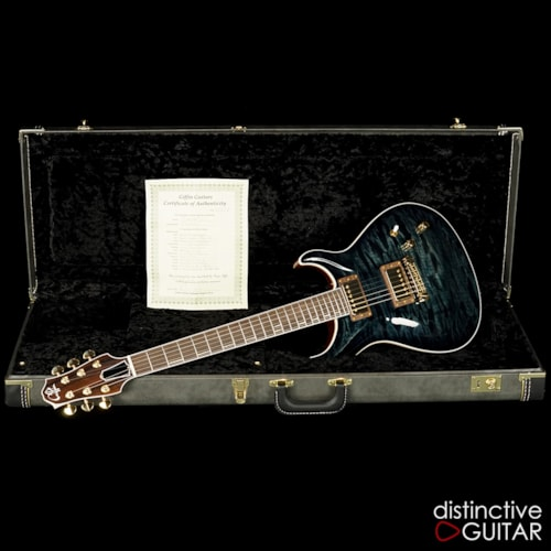 Giffin Standard  Midnight Sapphire, Brand New, Original Hard, $4,549.00