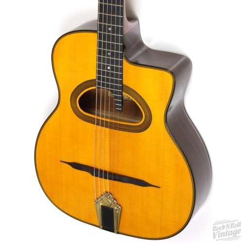 Gitane D500 D-Hole Gypsy Jazz Guitar Brand New $799.00