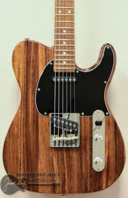 G&L Custom Shop ASAT Classic - East Indian Walnut