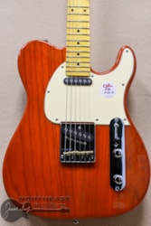 G&L Tribute ASAT Classic - Clear Orange