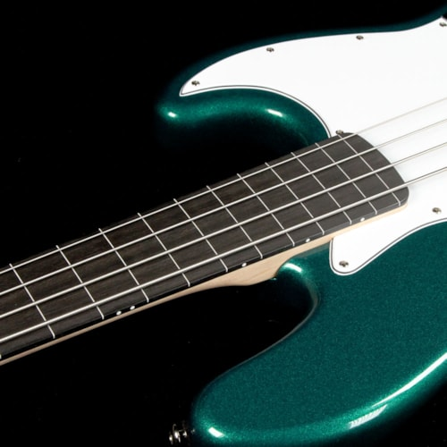 G&L USA JB Fretless Bass Emerald Green Excellent $1,599.00